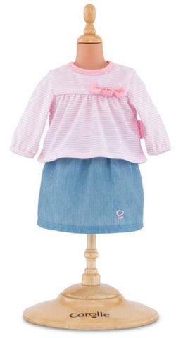 Corolle Fashion - Mon Premier Top and Skirt