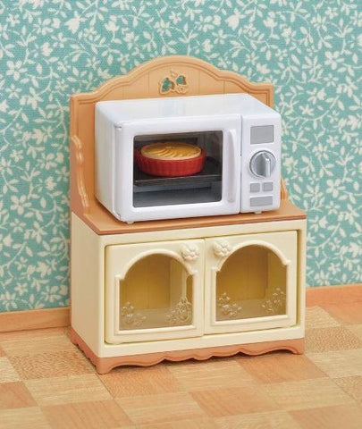 Calico Critters Furniture - Microwave Cabinet