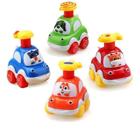 Manhattan Toys Silly Racers