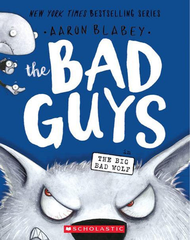 The Bad Guys Episode 9 The Big Bad Wolf
