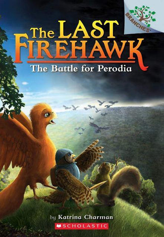 Branches Reader - Last Firehawk 6: The Battle for Perodia