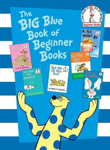 Dr. Seuss The Big Blue Book of Beginner Books