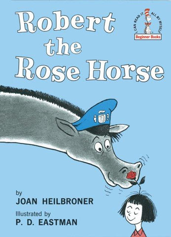 Dr. Seuss Robert the Rose Horse