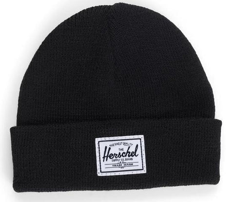 Herschel Sprout Cold Weather Baby Beanie Black