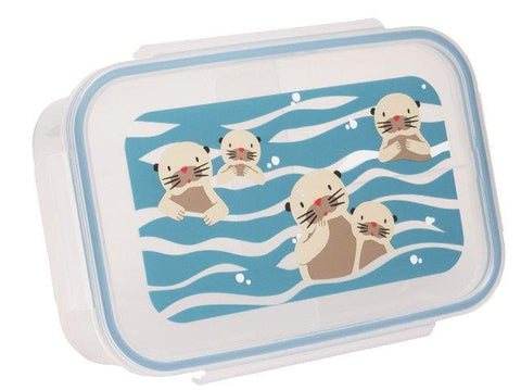 Ore Good Lunch Box Baby Otter
