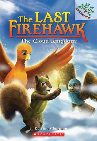 Branches Reader - Last Firehawk 7:  The Cloud Kingdom
