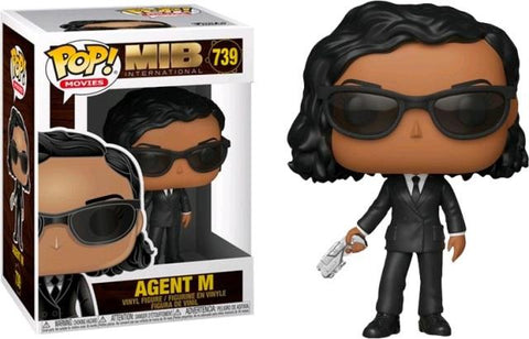 Funko POP! Men in Black International Agent M
