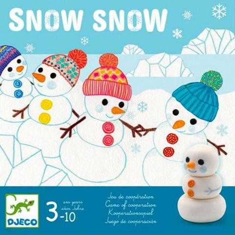Djeco Game - Snow Snow