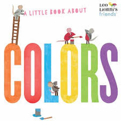 Little Book About Colours