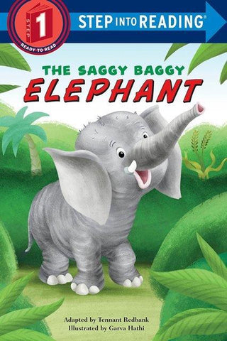 Penguin Reader Level 1 The Saggy Baggy Elephant