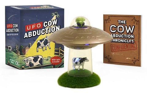 Little Box UFO Cow Abduction