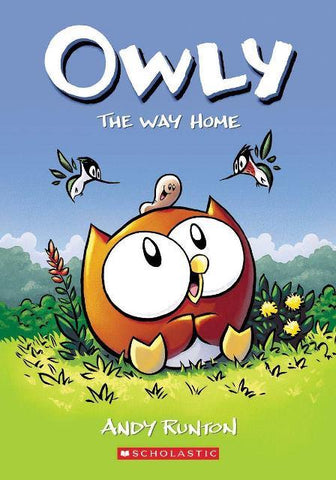 Owly 1 The Way Home