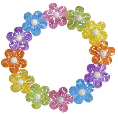 Great Pretenders Fashion - Super Power Lil' Flower Bracelet