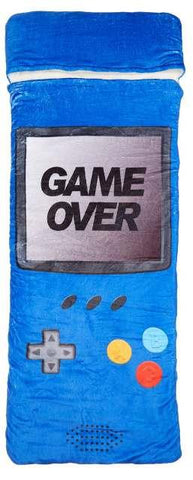 IScream Sleeping Bag Game Over