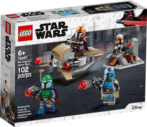 LEGO Star Wars Battle Pack Mandalorian