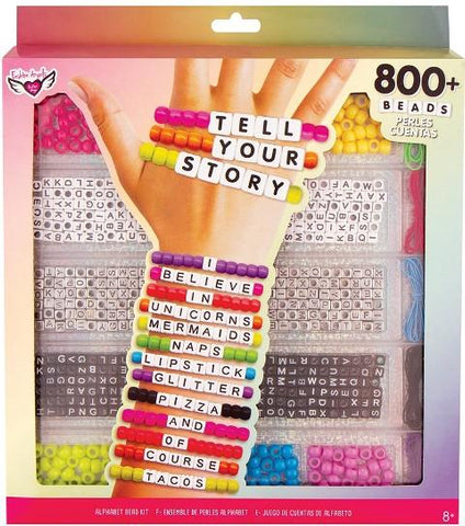 Fashion Angels Tell Your Story Alphabet Bead Case Large
