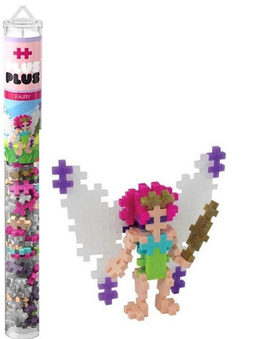 Plus-Plus Tube Fairy
