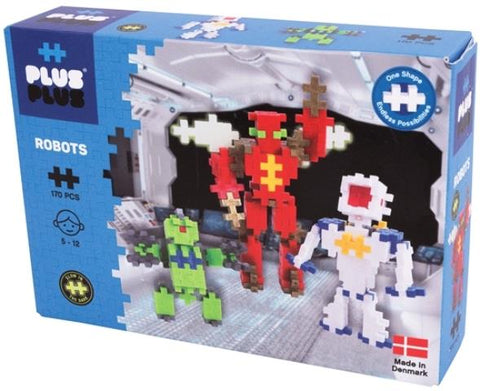 Plus-Plus Basic Robots