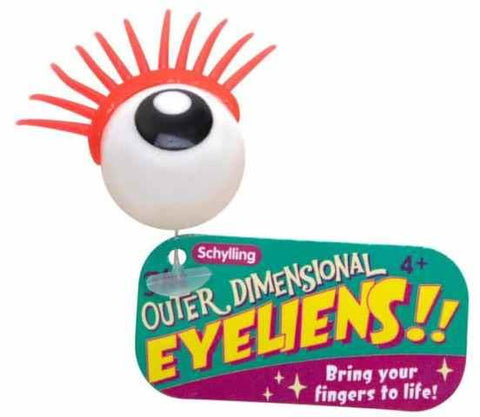 Outer Dimensional Eyeliens