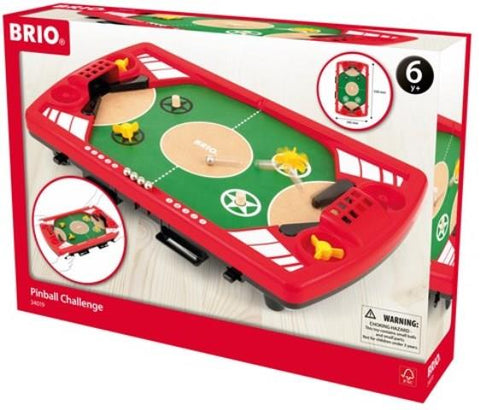 Brio Game Pinball Challange