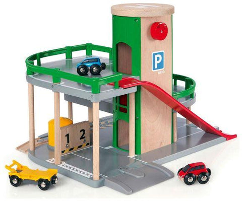 Brio Train - Parking Garage