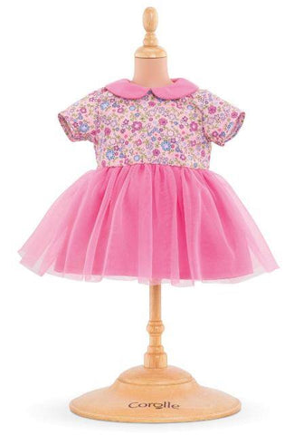 Corolle Fashion - Mon Premier Pink Sweet Dreams Dress, 12 Inch