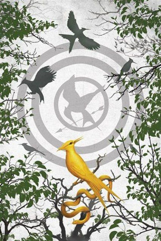 The Hunger Games:  The Ballad of Songbirds and Snakes Journal