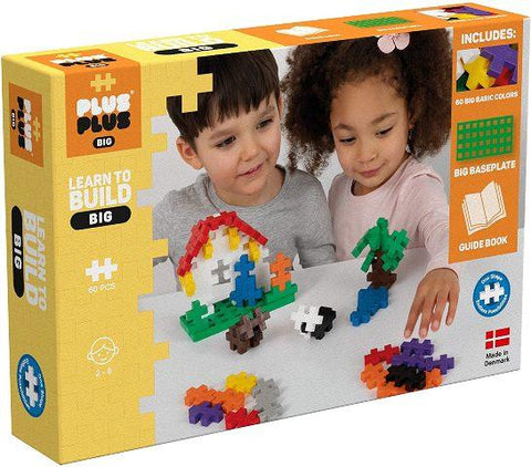 Plus-Plus Big Basic Learn to Build
