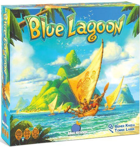 Blue Orange Games Blue Lagoon