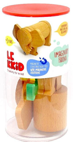 Le Kkid Imaginary Fauna Snack Elephant