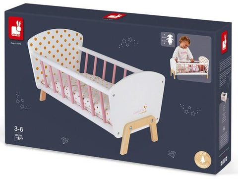 Janod Doll - Candy Chic Bed