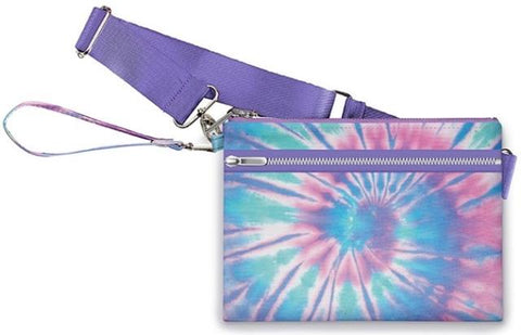 Top Trenz Belt Bag Ice Tie Dye