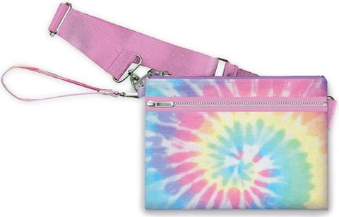 Belt Bag Pastel Tie Dye
