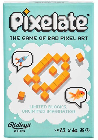 Ridleys Game Pixelate