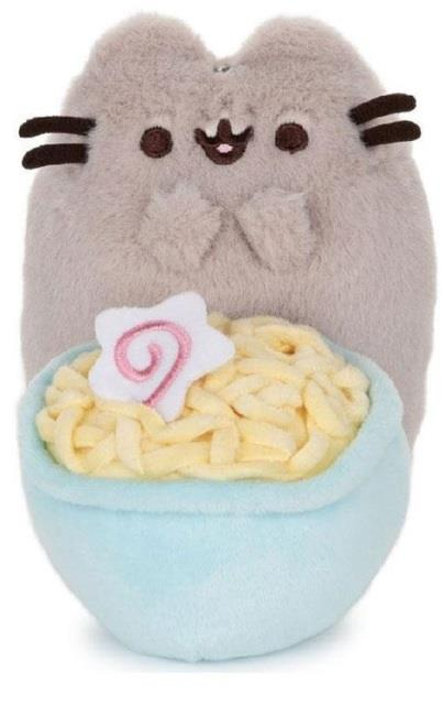 Gund Pusheen Limited Edition Celebration Ramen