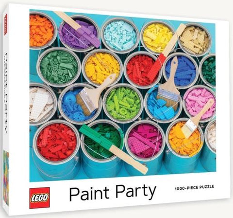 Lego PZ 1000 Paint Party