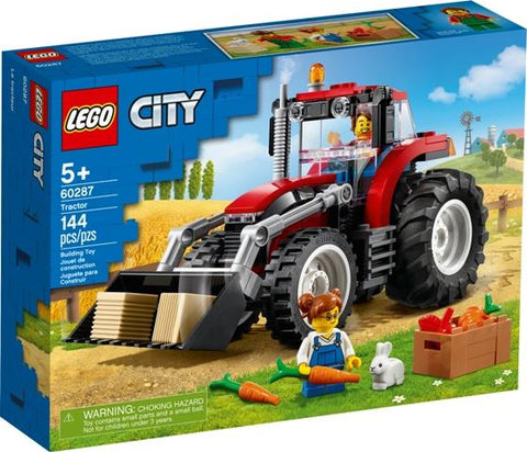 LEGO City Vehicle Tractor