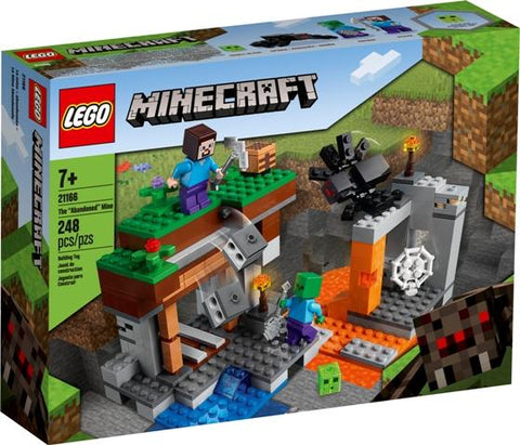 "LEGO Minecraft The ""Abandoned"" Mine"