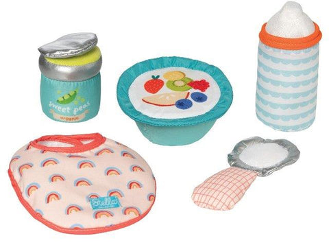 Baby Wee Stella Accessory - Feeding Set