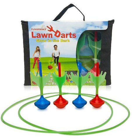 Funsparks Glow in the Dark Lawn Darts