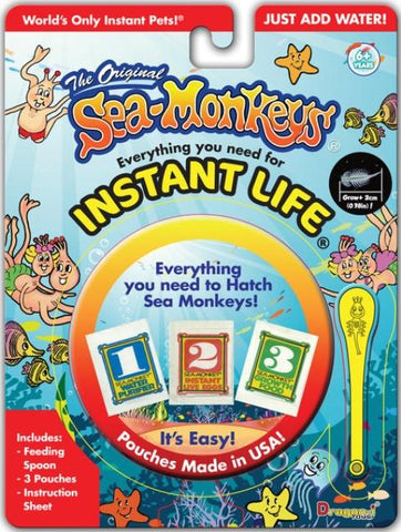 Sea Monkeys - Original