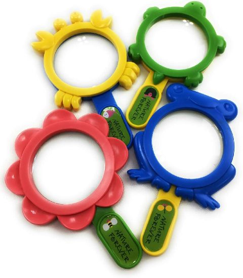 Fun Shapes Magnifying Glass