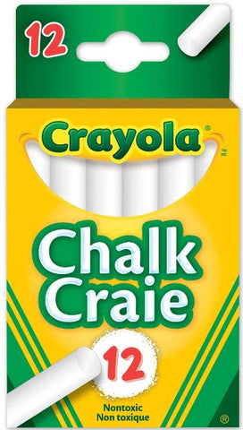 Crayola White Chalk