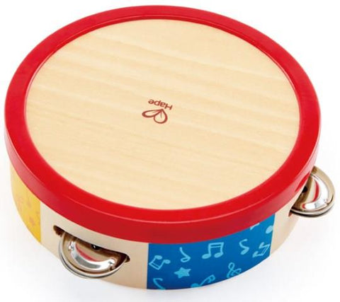 Hape Early Melodies Tambourine