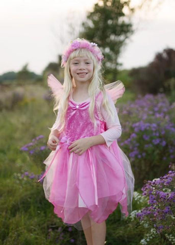 Creative Education Tunic - Forest Fairy Hot Pink, Small