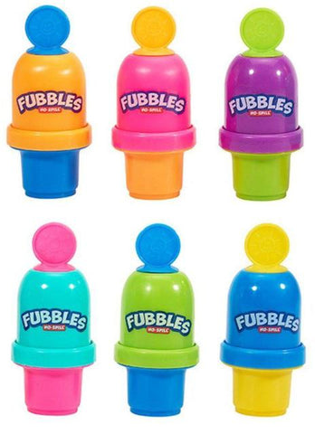 Fubbles Bubbles Mini No-Spill Bubble Tumbler