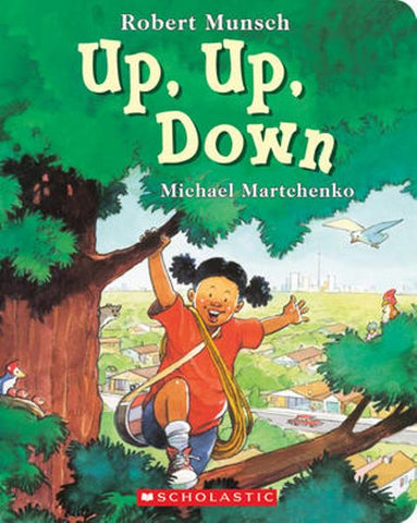 Up Up Down Board Book