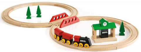 Brio Trains - Classic Figure 8 Set