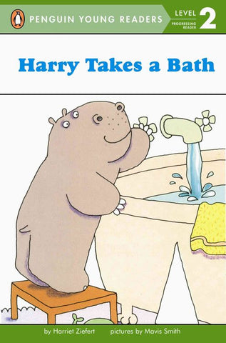 Penguin Reader Level 2 Harry Takes a Bath
