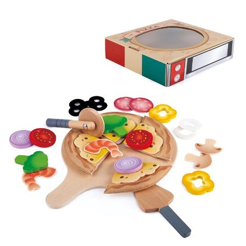 Hape Pretend Homemade Pizza
